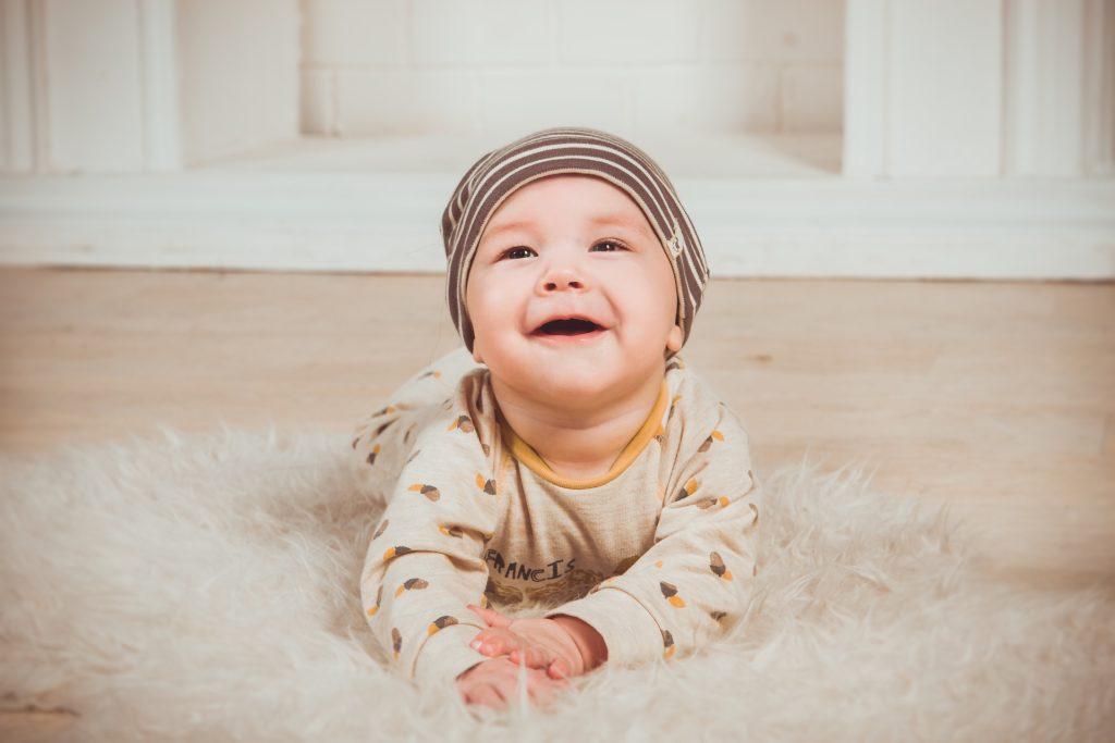 リモートワーク 赤ちゃん