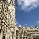 女性プロマネがリモートワークしながらヨーロッパ周遊に挑戦 ベルギー編