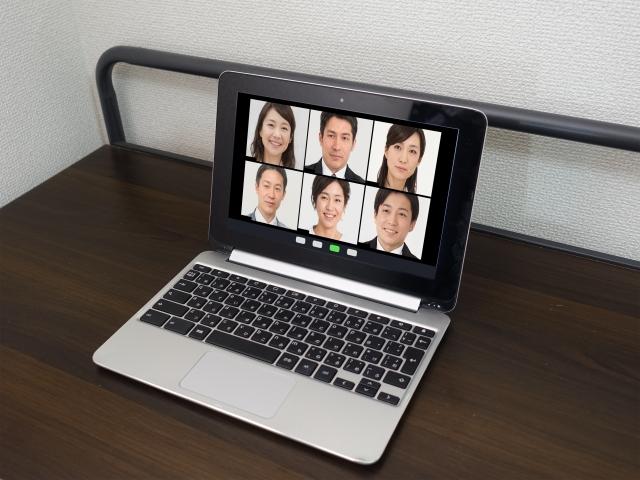 テレビ会議ツールは重要なツールのひとつ