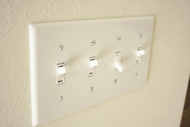 スイッチはあればあるほどいいんです。